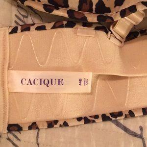 Cacique Intimates & Sleepwear - Cacique Adjustable Bra w/ Removable Straps - 44B
